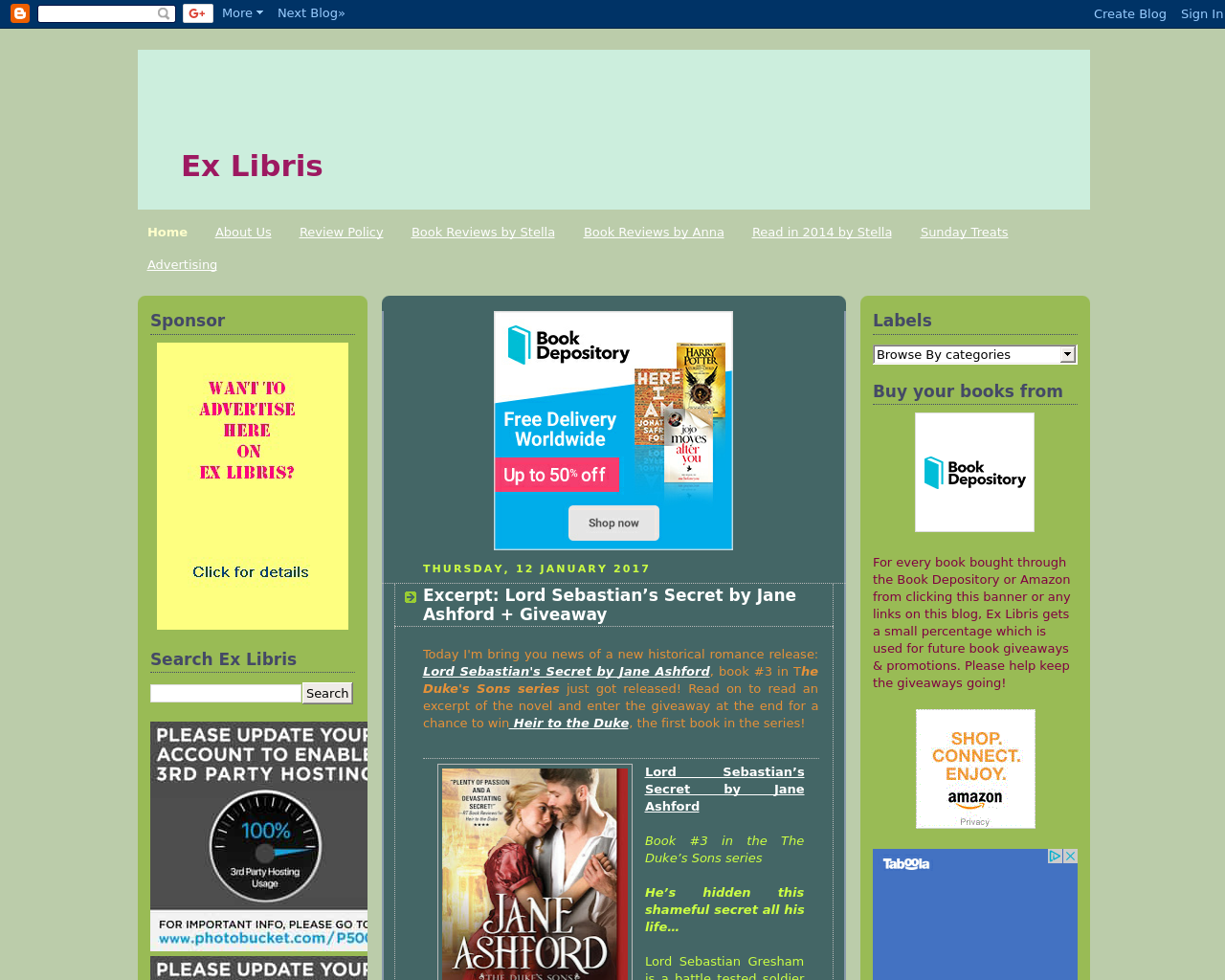 Ex-Libris-Advertising-Reviews-Pricing