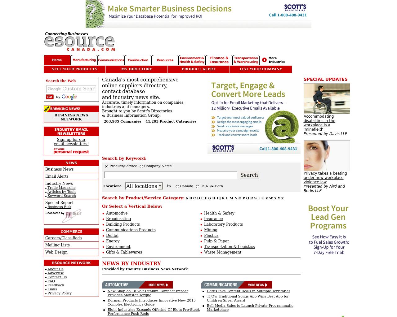 esourcecanada.com-Advertising-Reviews-Pricing