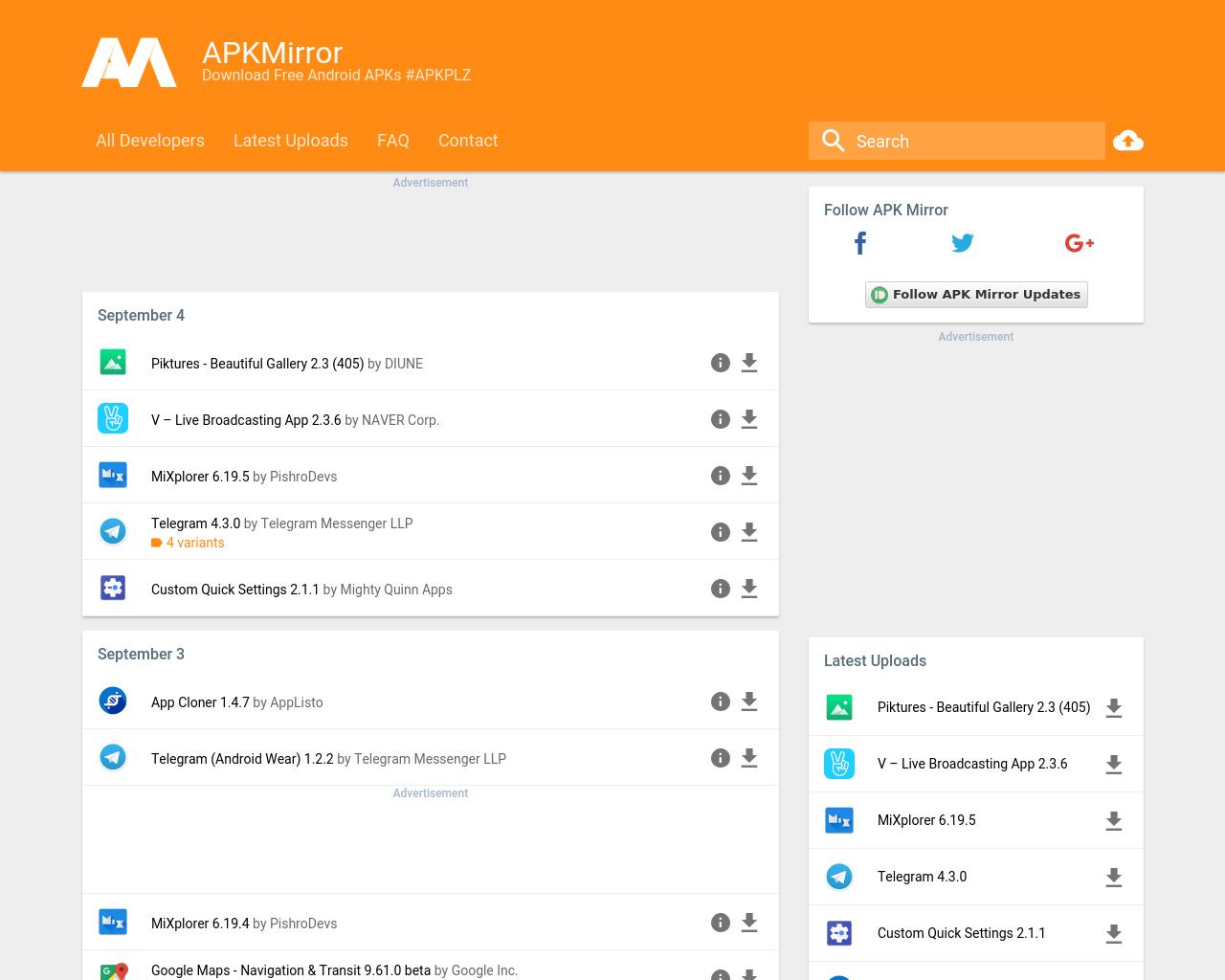 APKMirror-Advertising-Reviews-Pricing