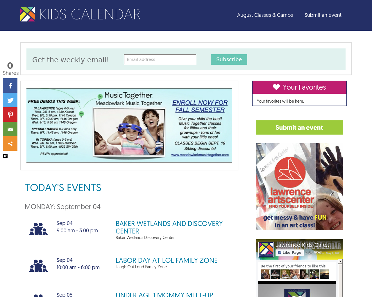 Lawrence-Kids-Calendar-Advertising-Reviews-Pricing