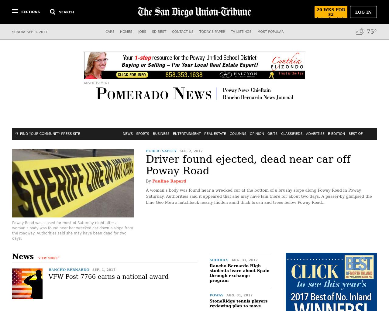 Pomerado-News-Advertising-Reviews-Pricing