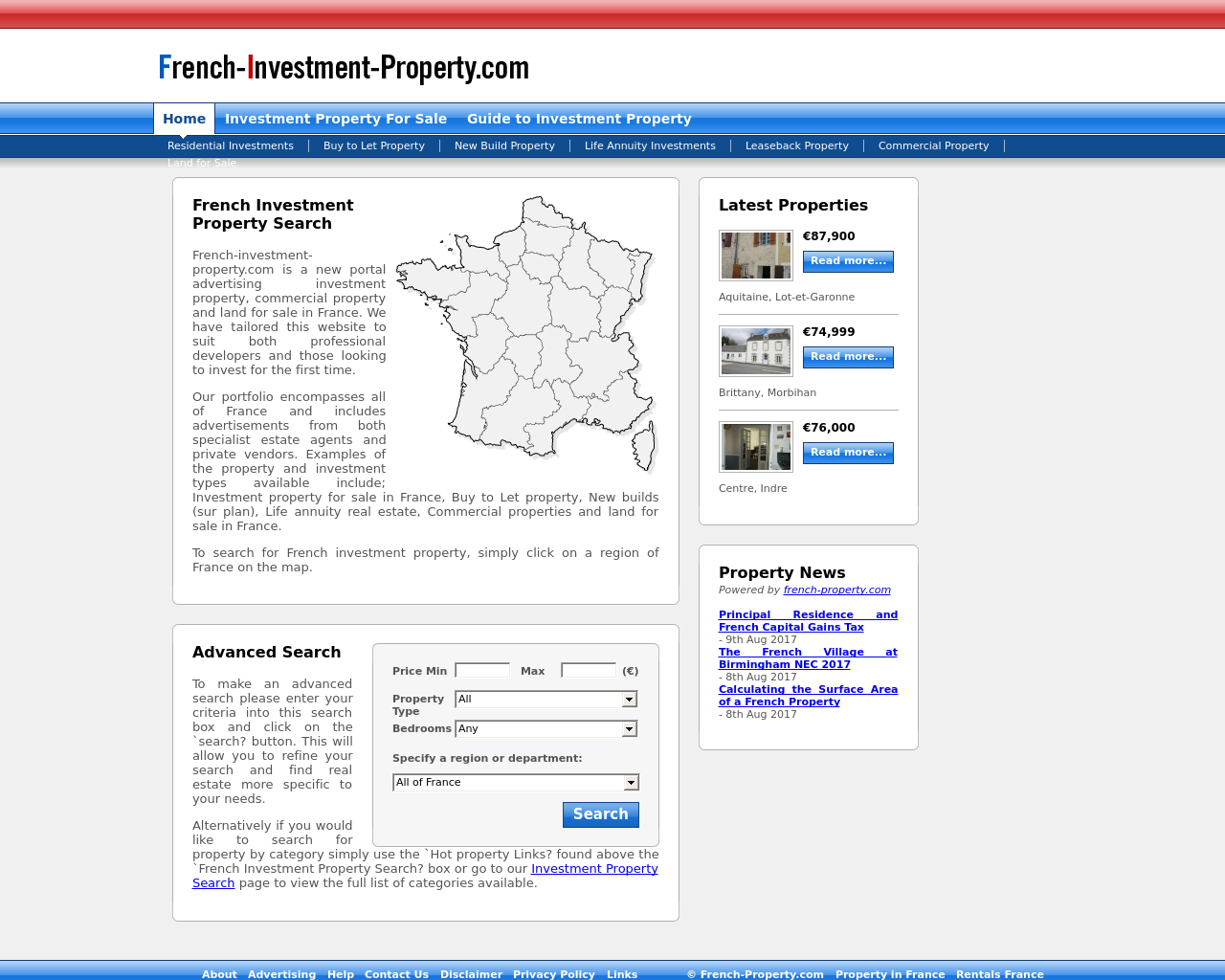 French-Investment-Property-Advertising-Reviews-Pricing