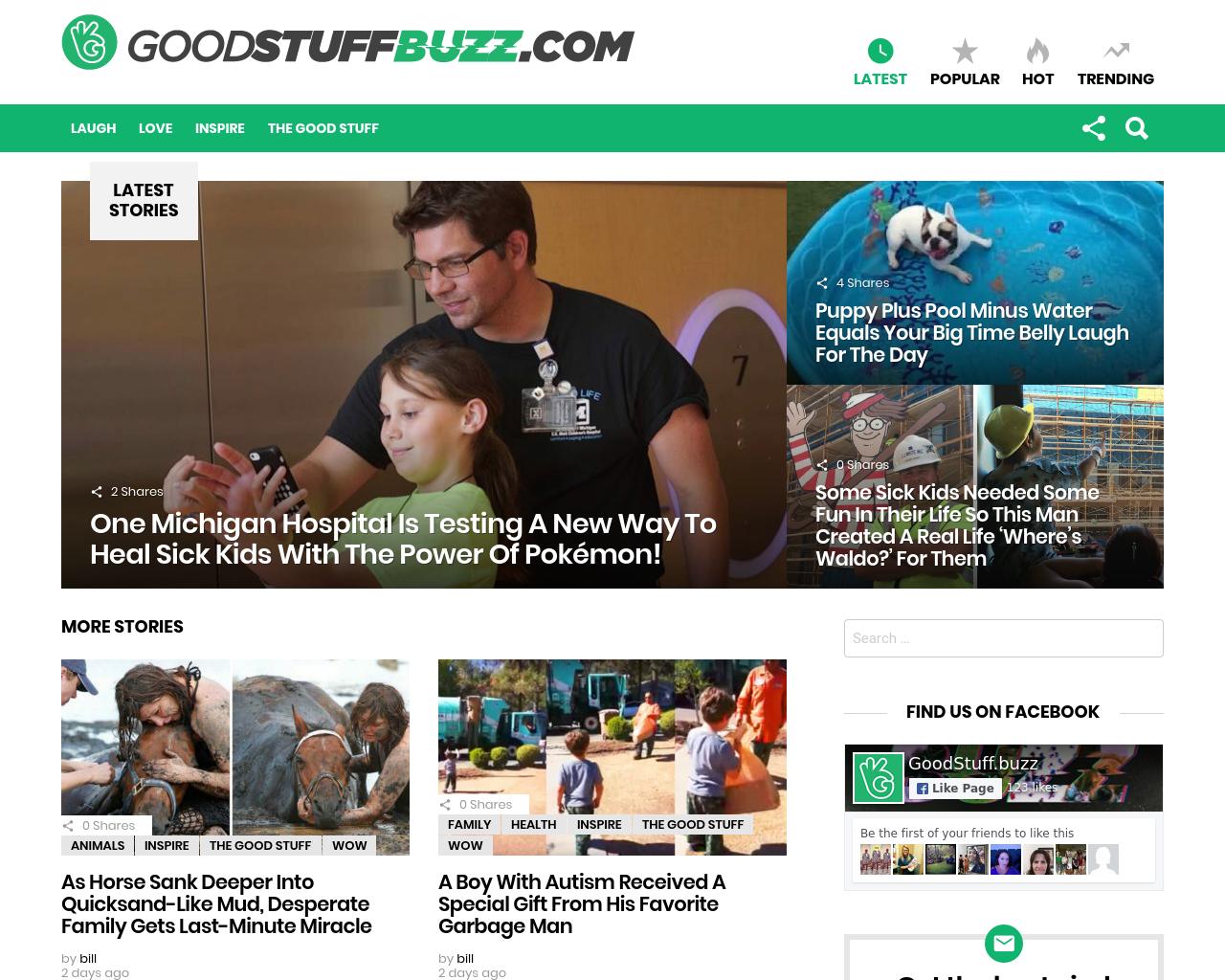 GOODSTUFF.BUZZ-Advertising-Reviews-Pricing