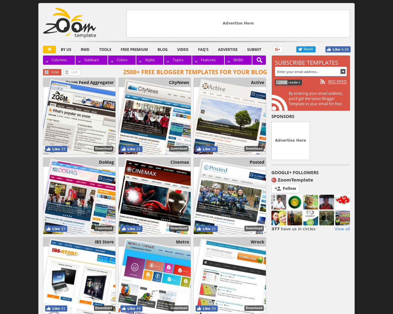 Zoom-Template-Advertising-Reviews-Pricing