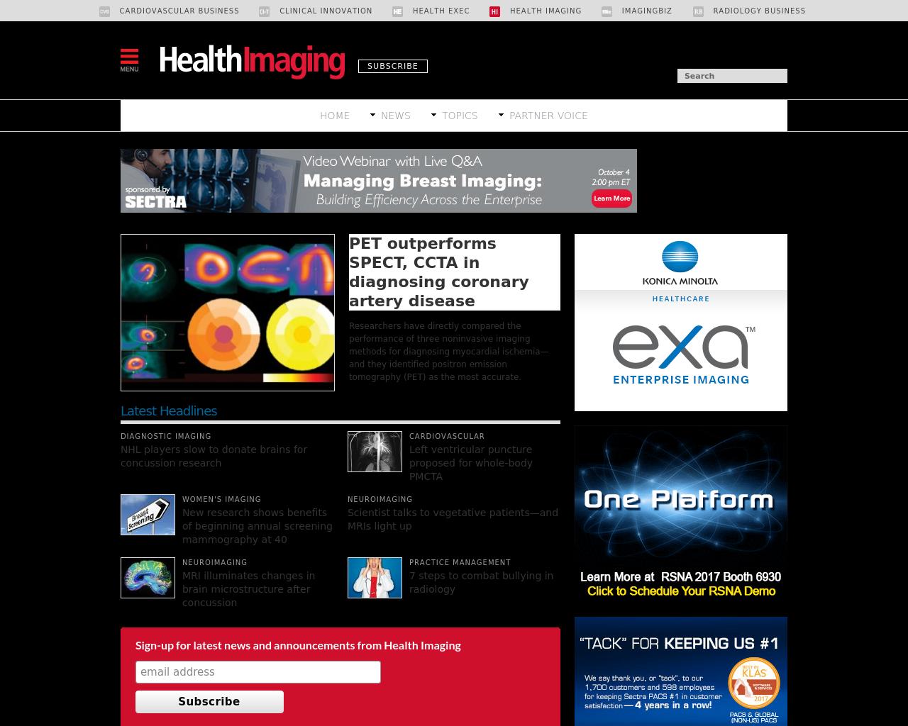 Health-Imaging-Advertising-Reviews-Pricing