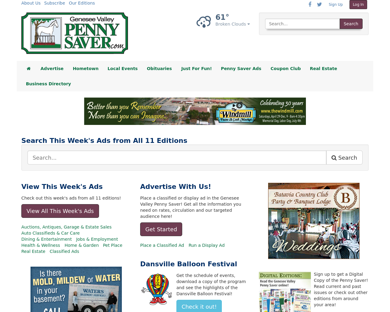 Genesee-Valley-Penny-Saver.com-Advertising-Reviews-Pricing