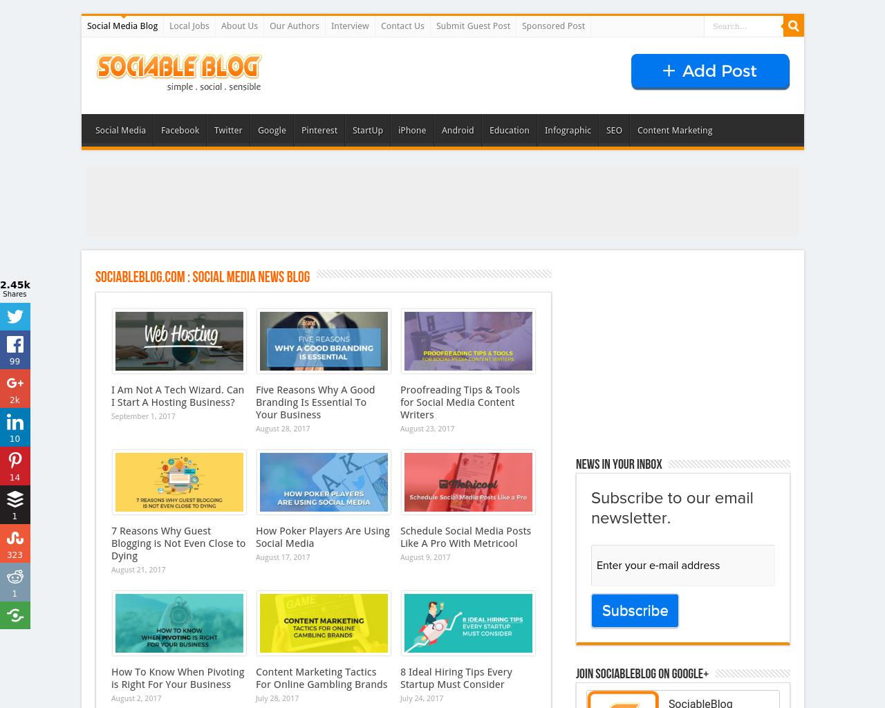 SociableBlog-Advertising-Reviews-Pricing