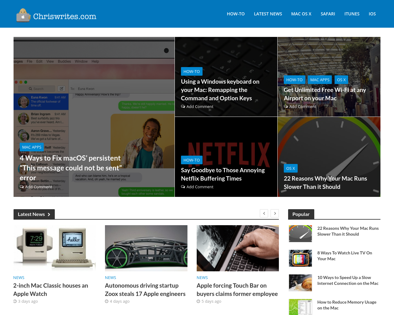ChrisWrites.com-Advertising-Reviews-Pricing