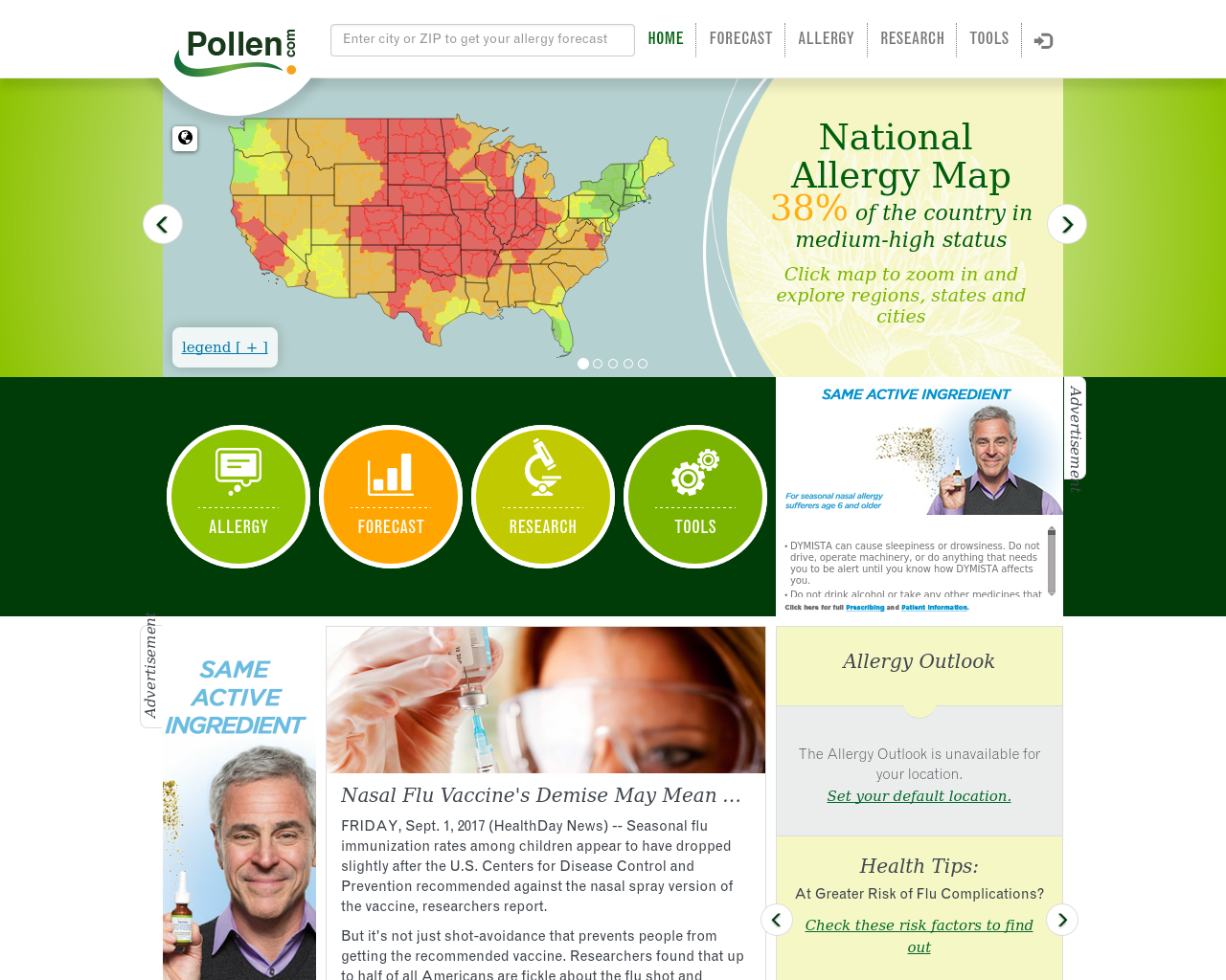 pollen.com-Advertising-Reviews-Pricing