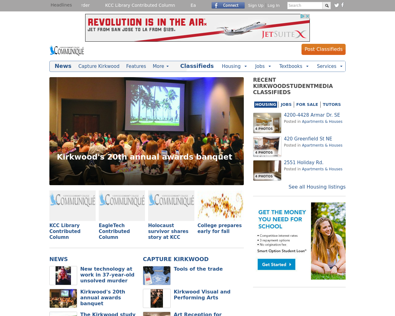 Kirkwood-Student-Media-Advertising-Reviews-Pricing