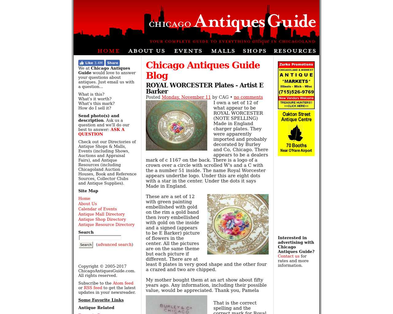Chicago-Antiques-Guide-Advertising-Reviews-Pricing