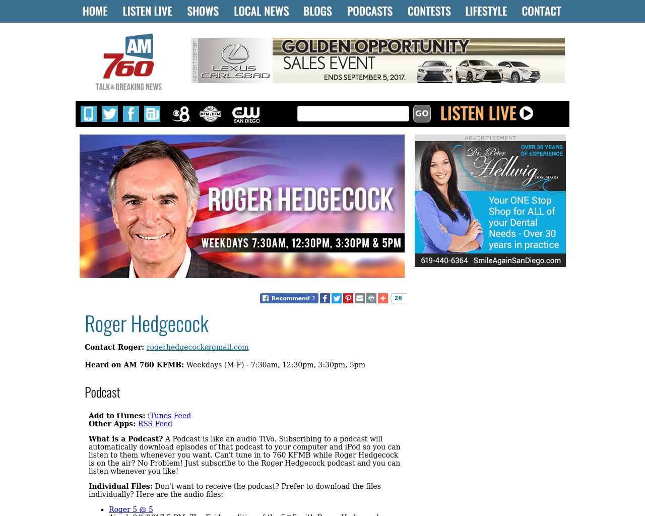 The-Roger-Hedgecock-Show-Advertising-Reviews-Pricing