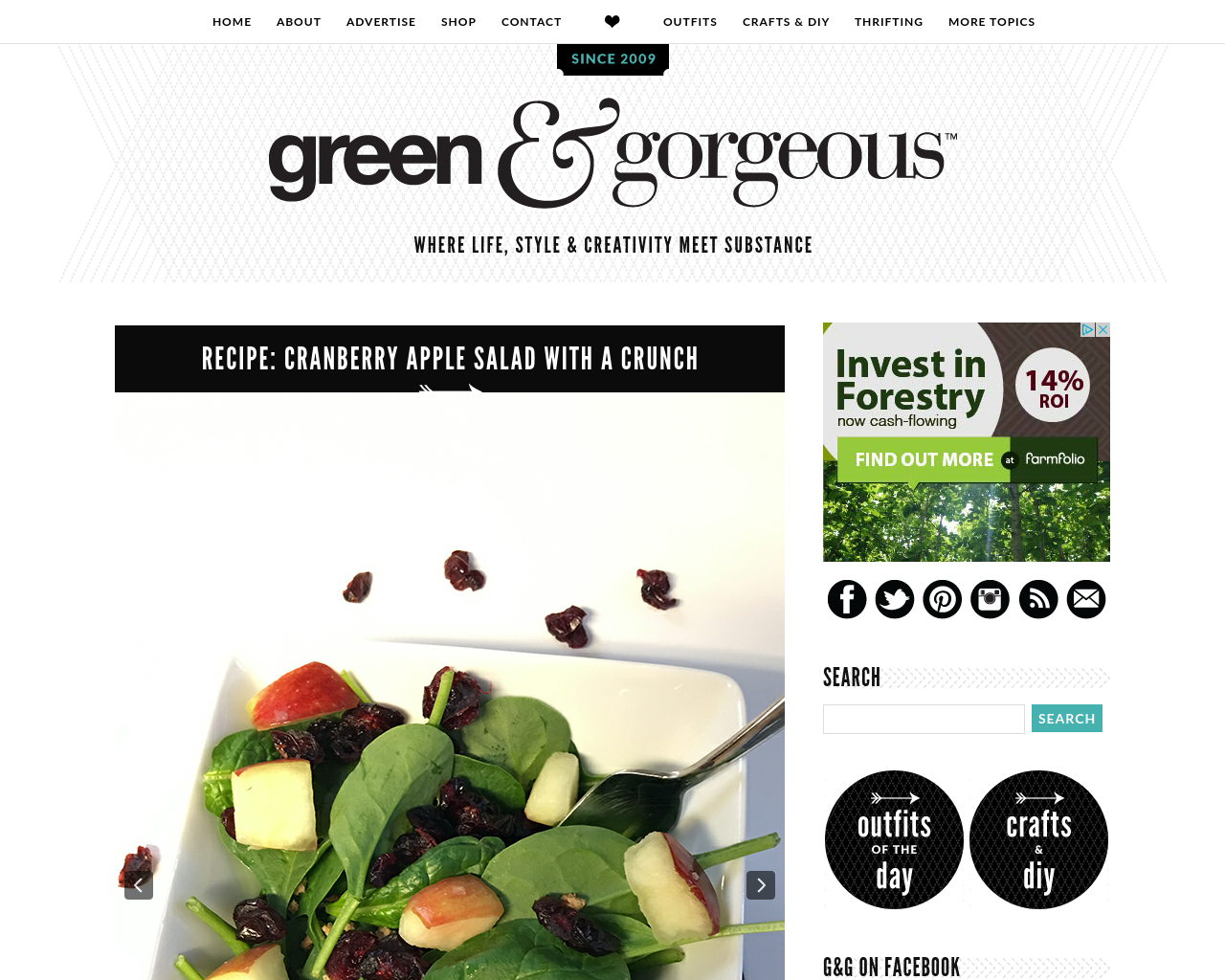 Green-and-Gorgeous-Advertising-Reviews-Pricing