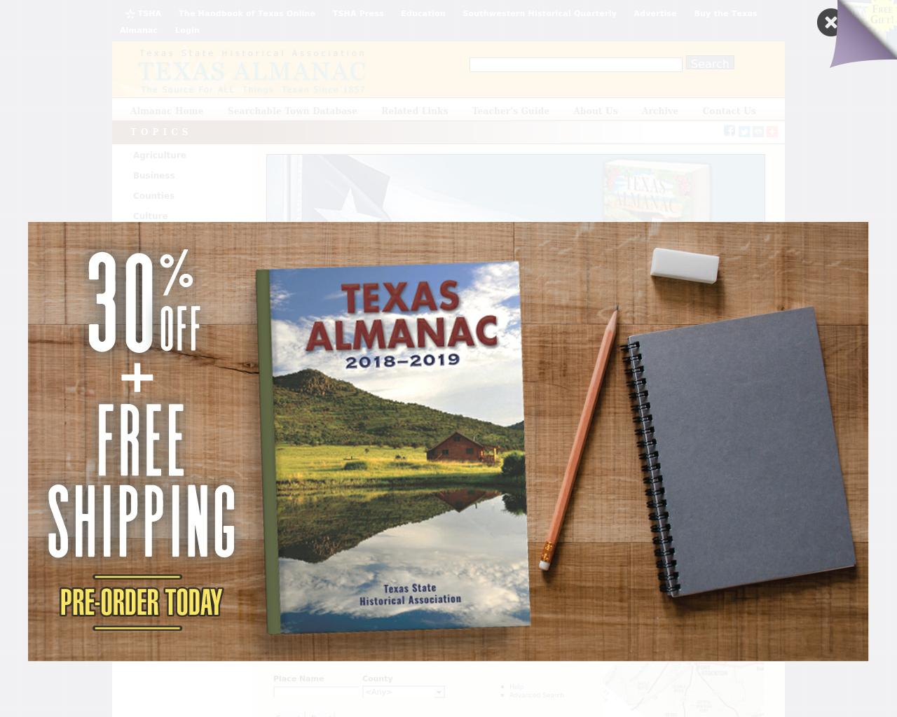 Texas-Almanac-Advertising-Reviews-Pricing