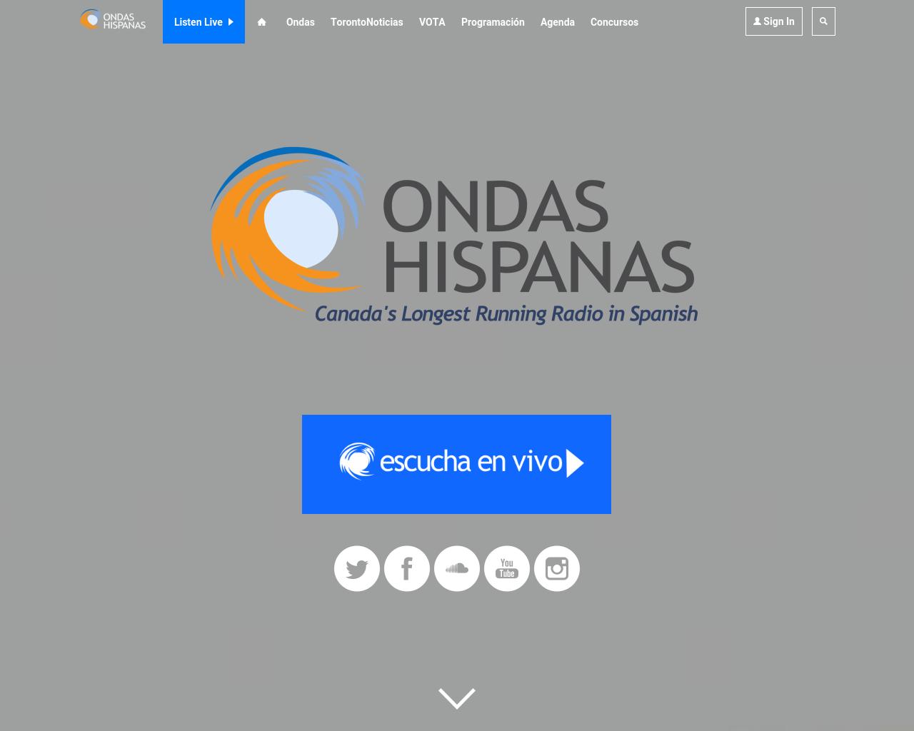 ONDAS-HISPANAS-Advertising-Reviews-Pricing