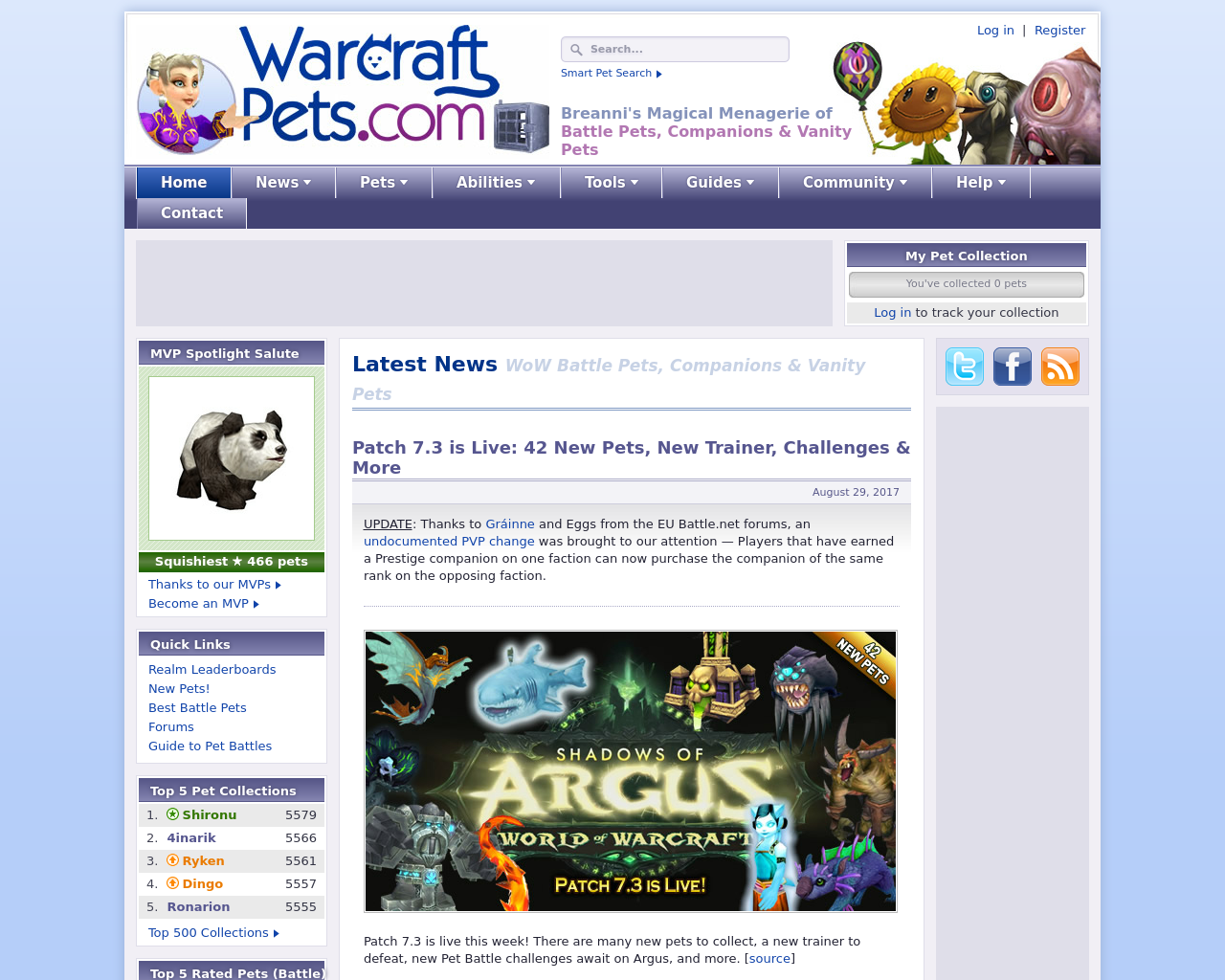 WarcraftPets.com-Advertising-Reviews-Pricing