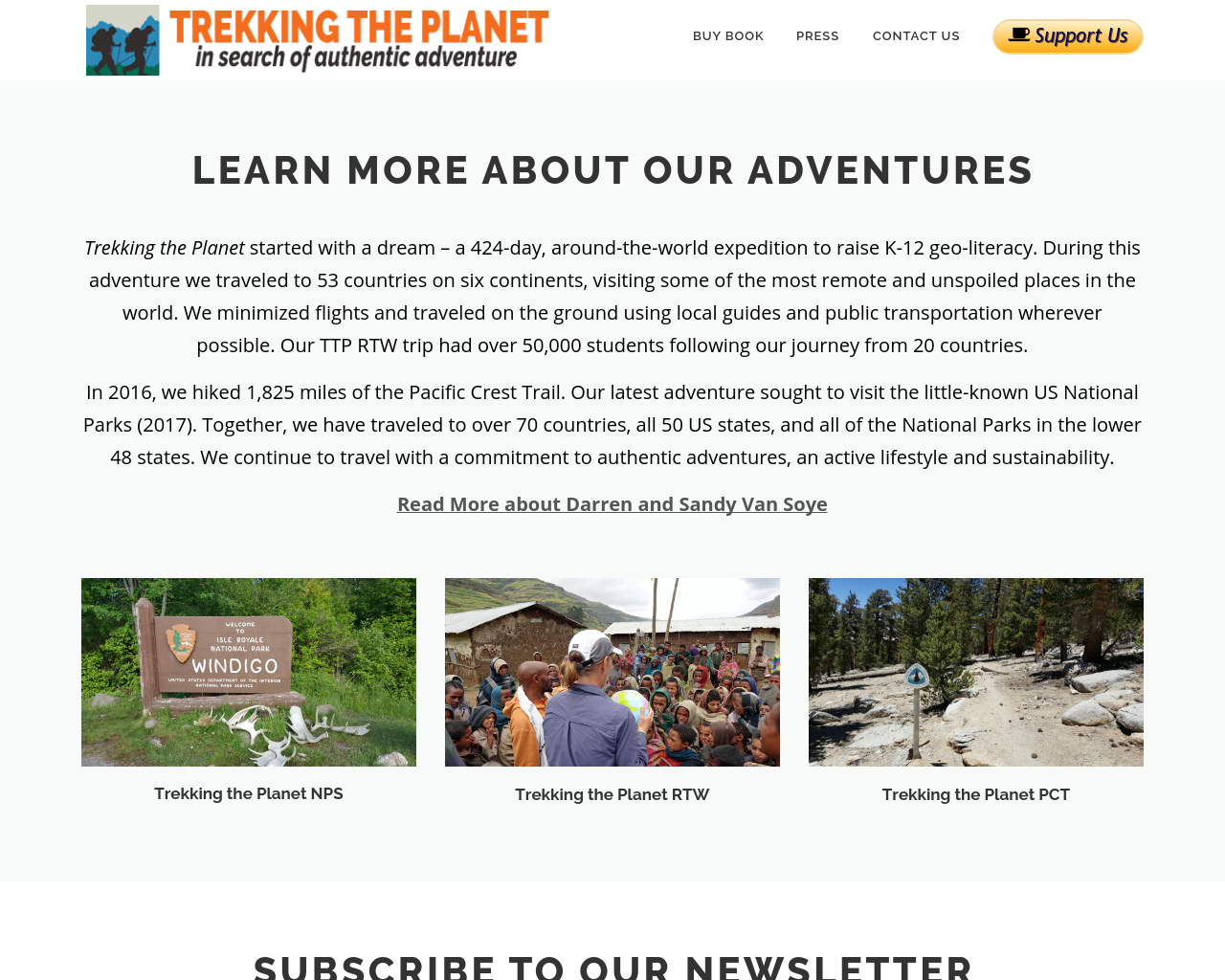 Trekking-the-Planet-Advertising-Reviews-Pricing