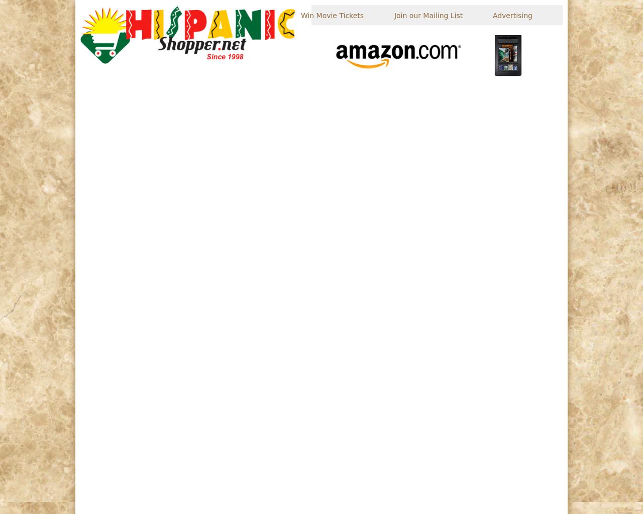 HispanicShopper.net-Advertising-Reviews-Pricing