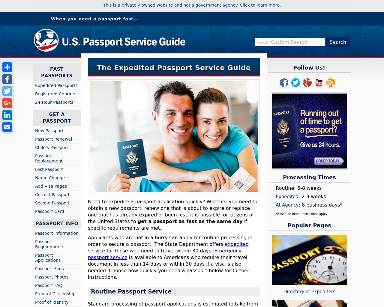 US-Passport-Service-Guide-Advertising-Reviews-Pricing