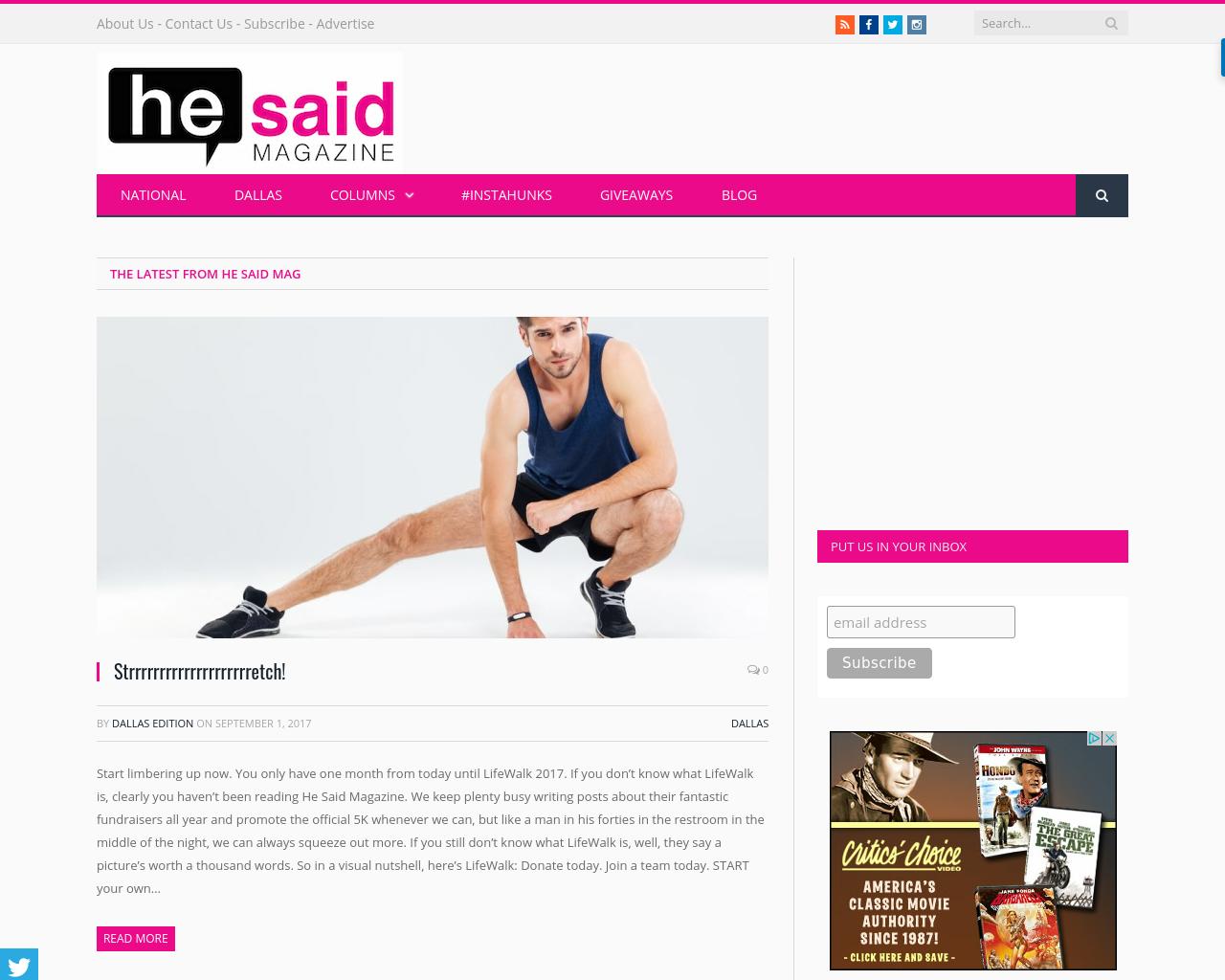 He-Said-Magazine-Advertising-Reviews-Pricing