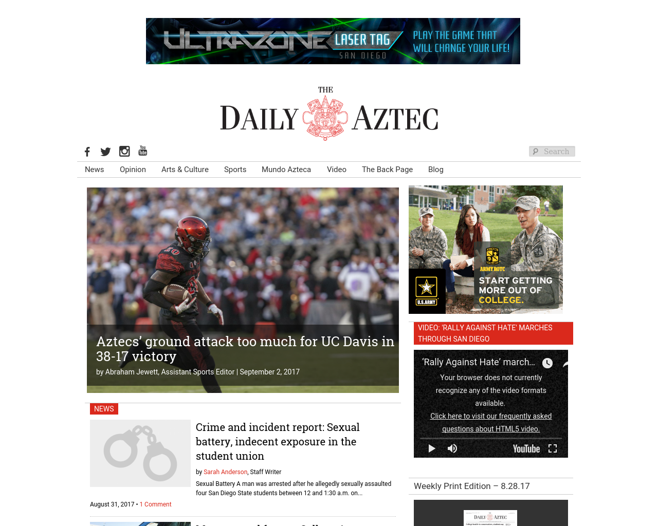 The-Daily-Aztec-Advertising-Reviews-Pricing
