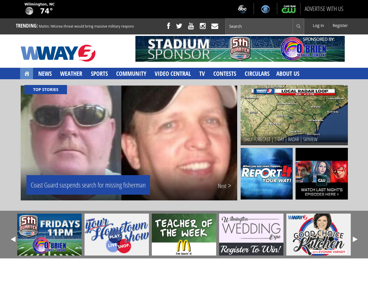 WWAY-NewsChannel-3-Advertising-Reviews-Pricing