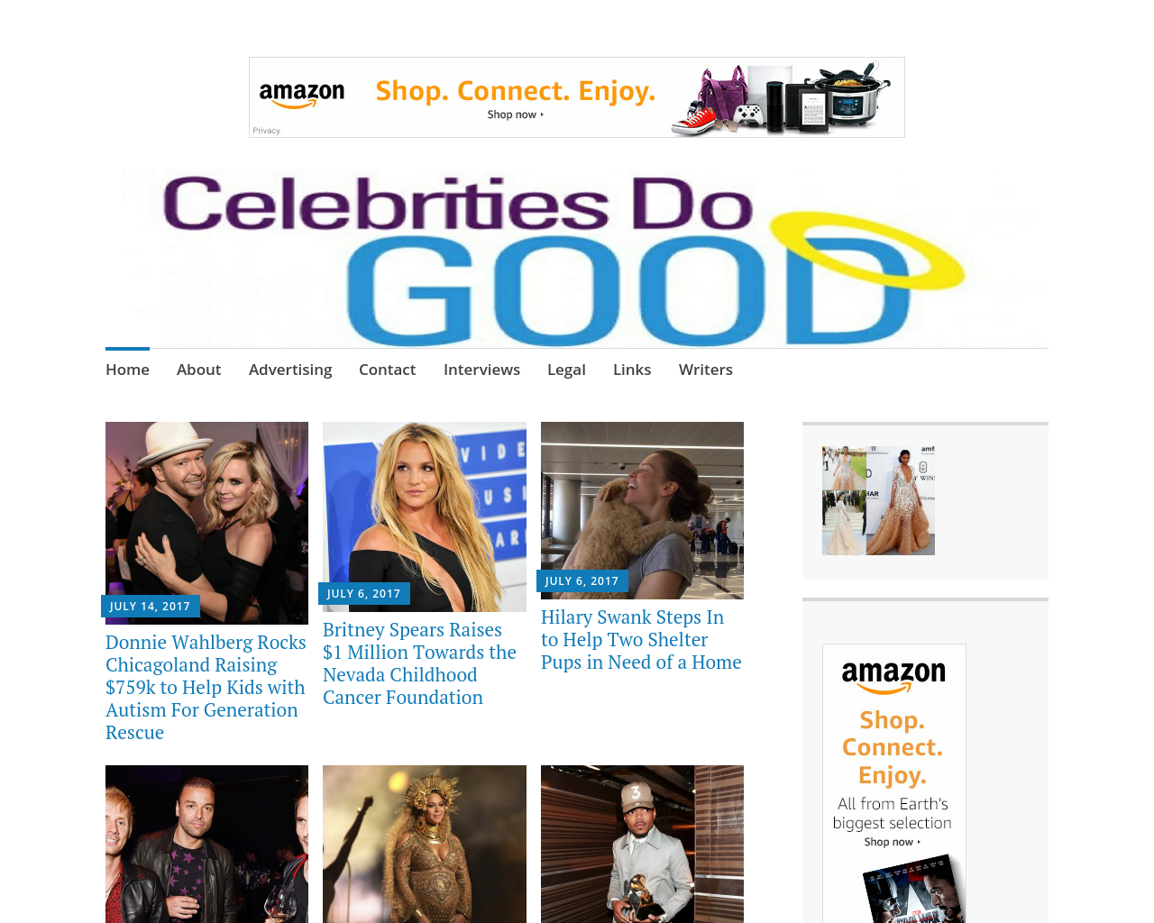 Celebrities-Do-Good-Advertising-Reviews-Pricing