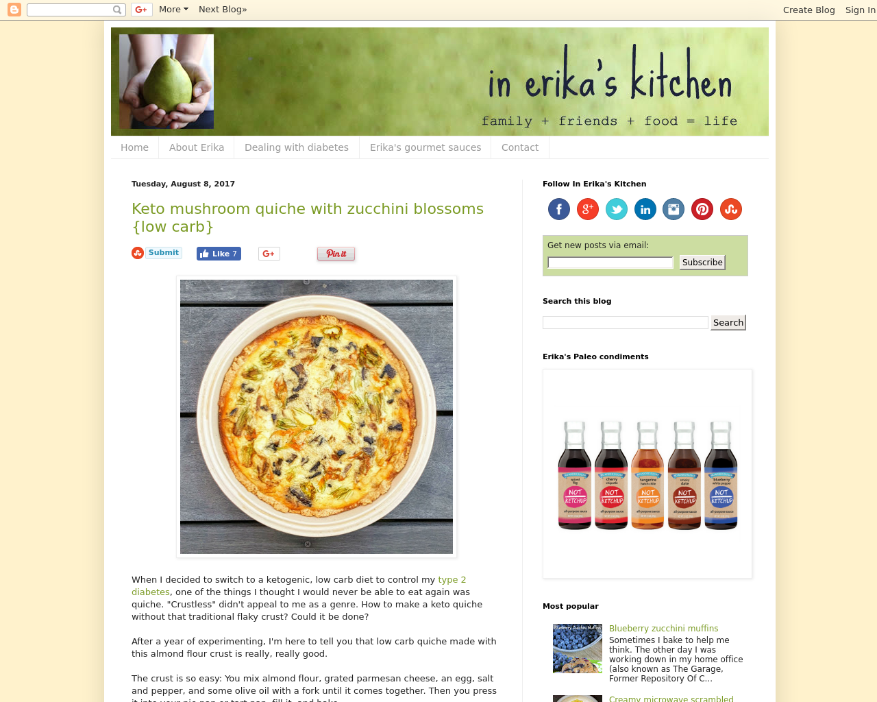 In-Erika's-Kitchen-Advertising-Reviews-Pricing