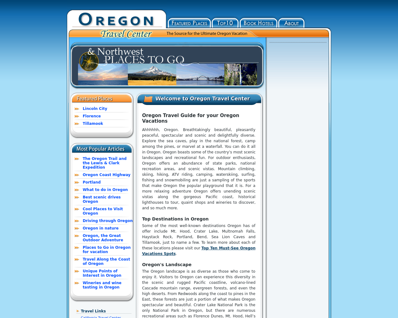Oregon-Travel-Center-Advertising-Reviews-Pricing
