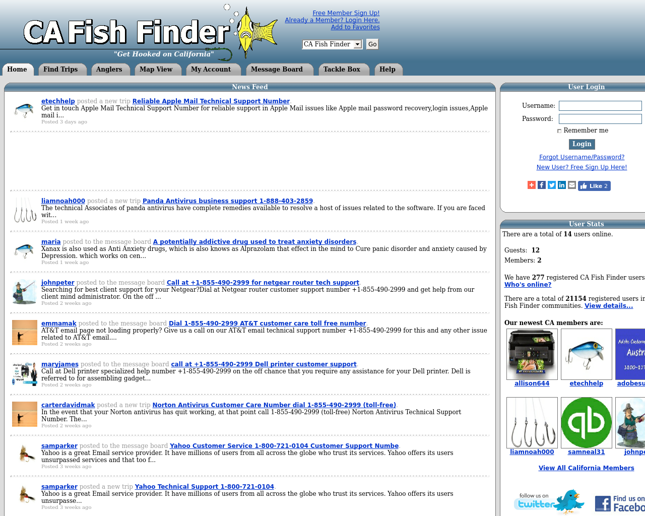 CA-Fish-Finder-Advertising-Reviews-Pricing