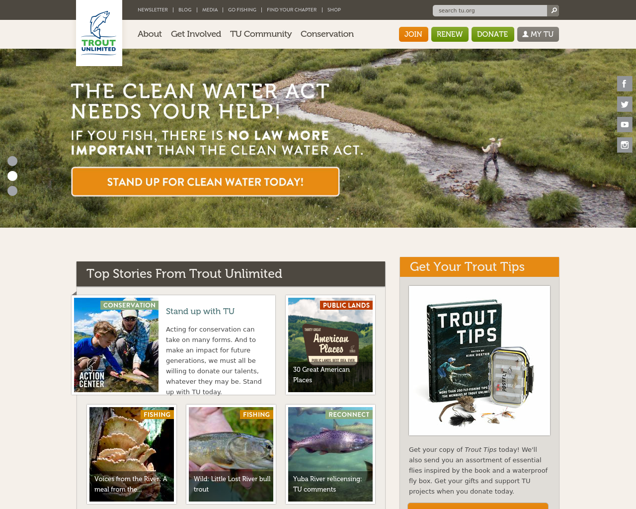Trout-Unlimited-Advertising-Reviews-Pricing