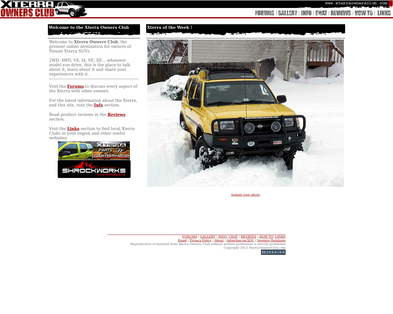 Xterra-Owners-Club-Advertising-Reviews-Pricing