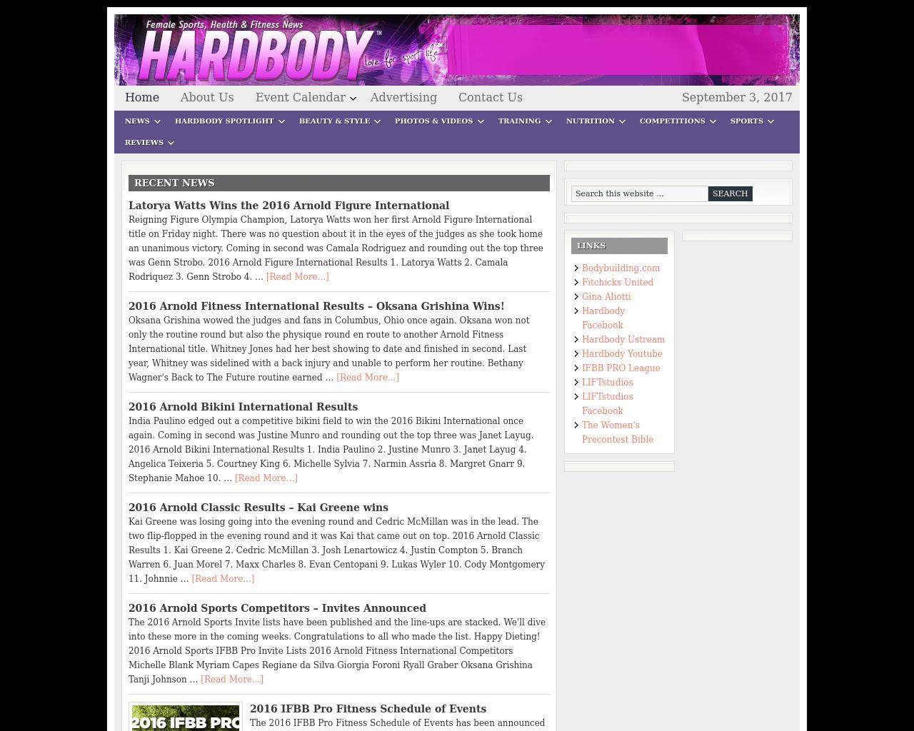 HARDBODYNEWS.COM-Advertising-Reviews-Pricing