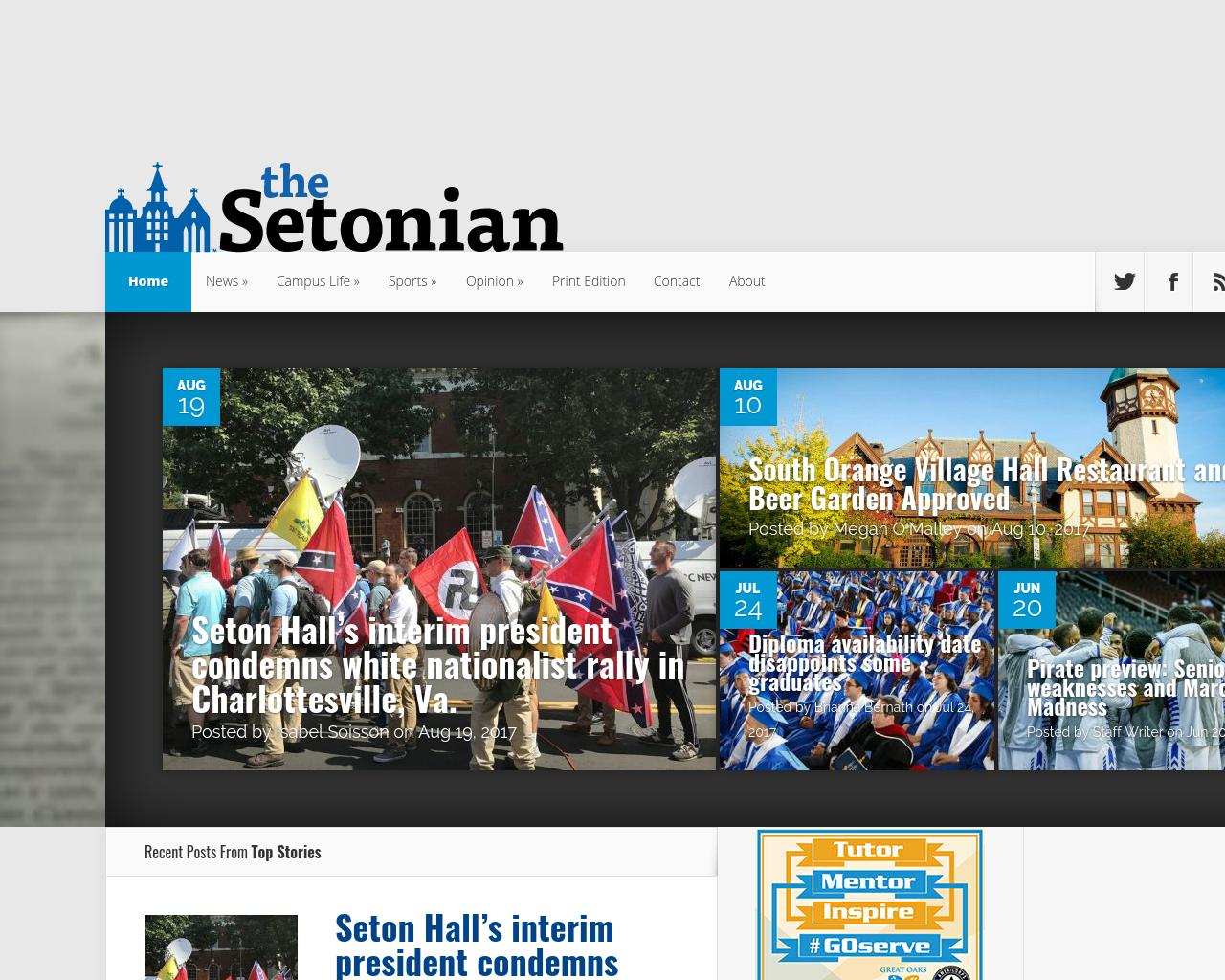 The-Setonian-Advertising-Reviews-Pricing