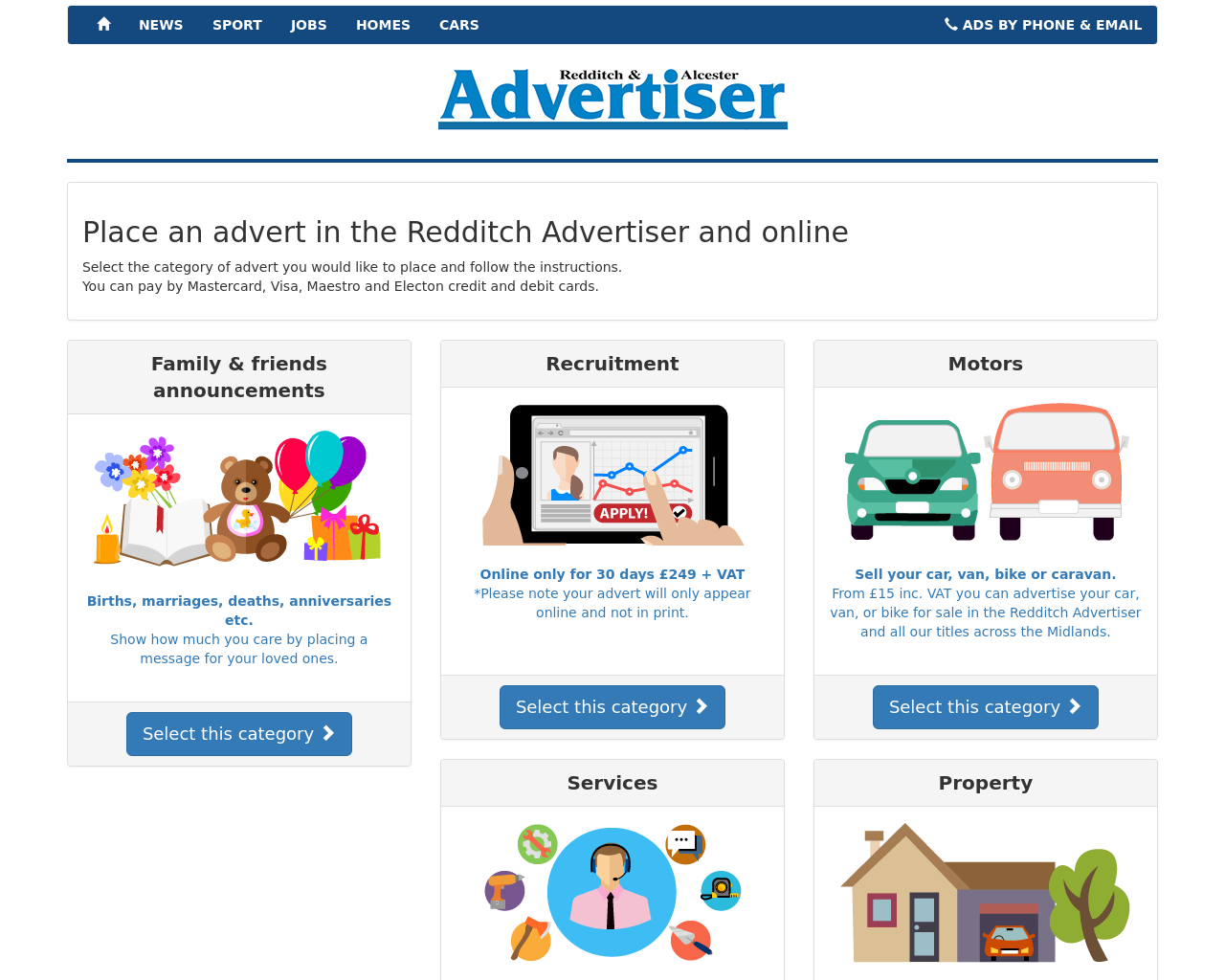 Redditch-&-Alcester-Advertising-Reviews-Pricing