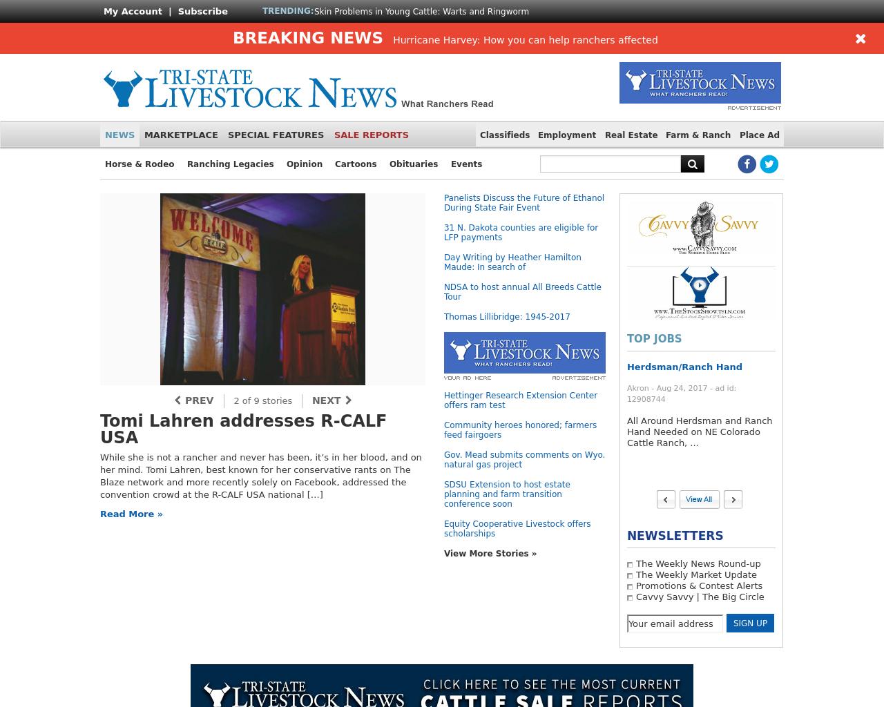 Tri-State-Livestock-News-Advertising-Reviews-Pricing