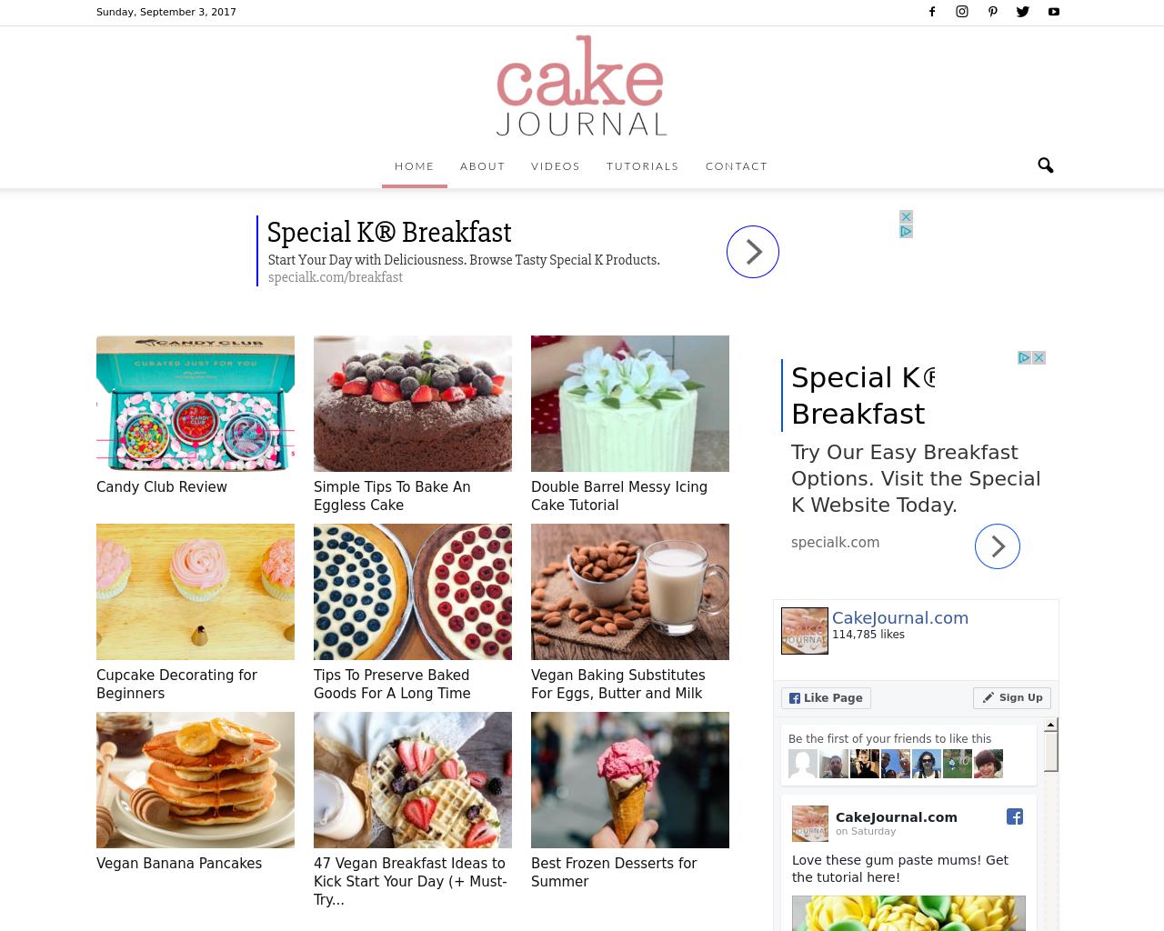 Cake-Journal-Advertising-Reviews-Pricing
