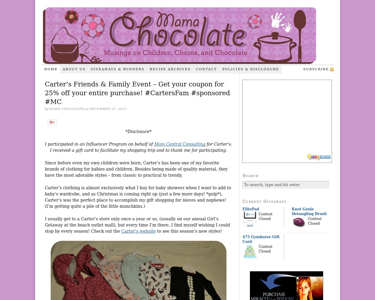 Mama-Chocolate-Advertising-Reviews-Pricing
