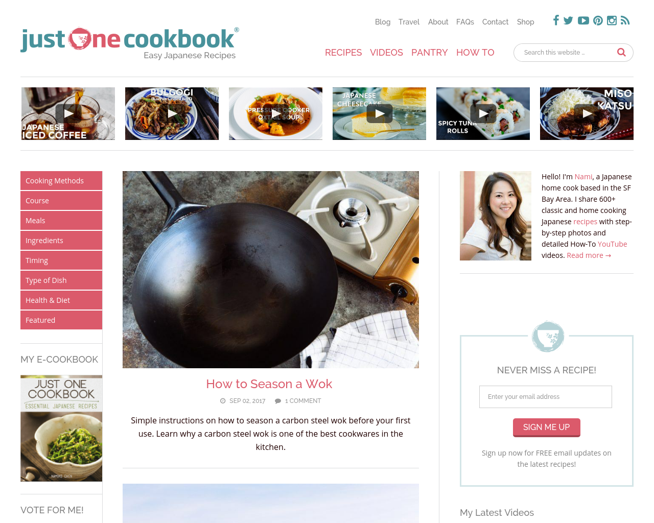 Just-One-Cookbook-Advertising-Reviews-Pricing