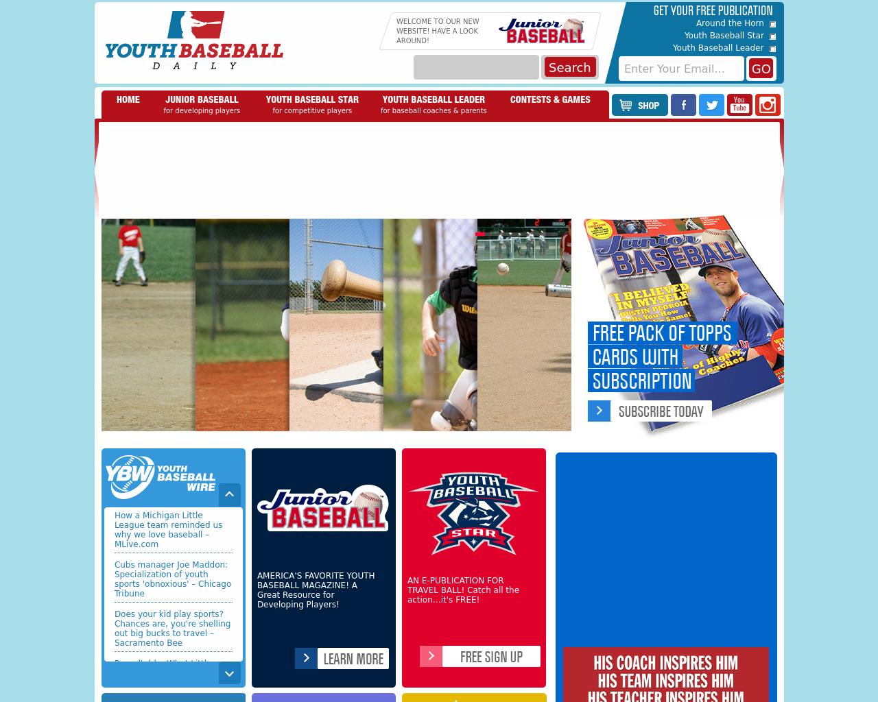 Youth-Baseball-Daily-Advertising-Reviews-Pricing