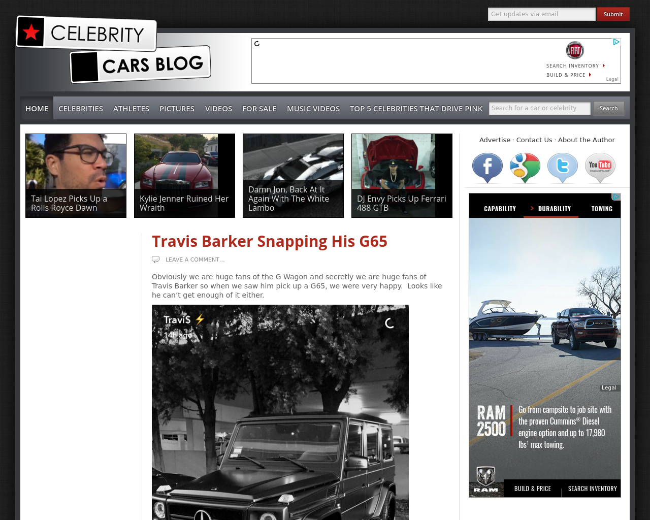 Celebrity-Cars-Blog-Advertising-Reviews-Pricing