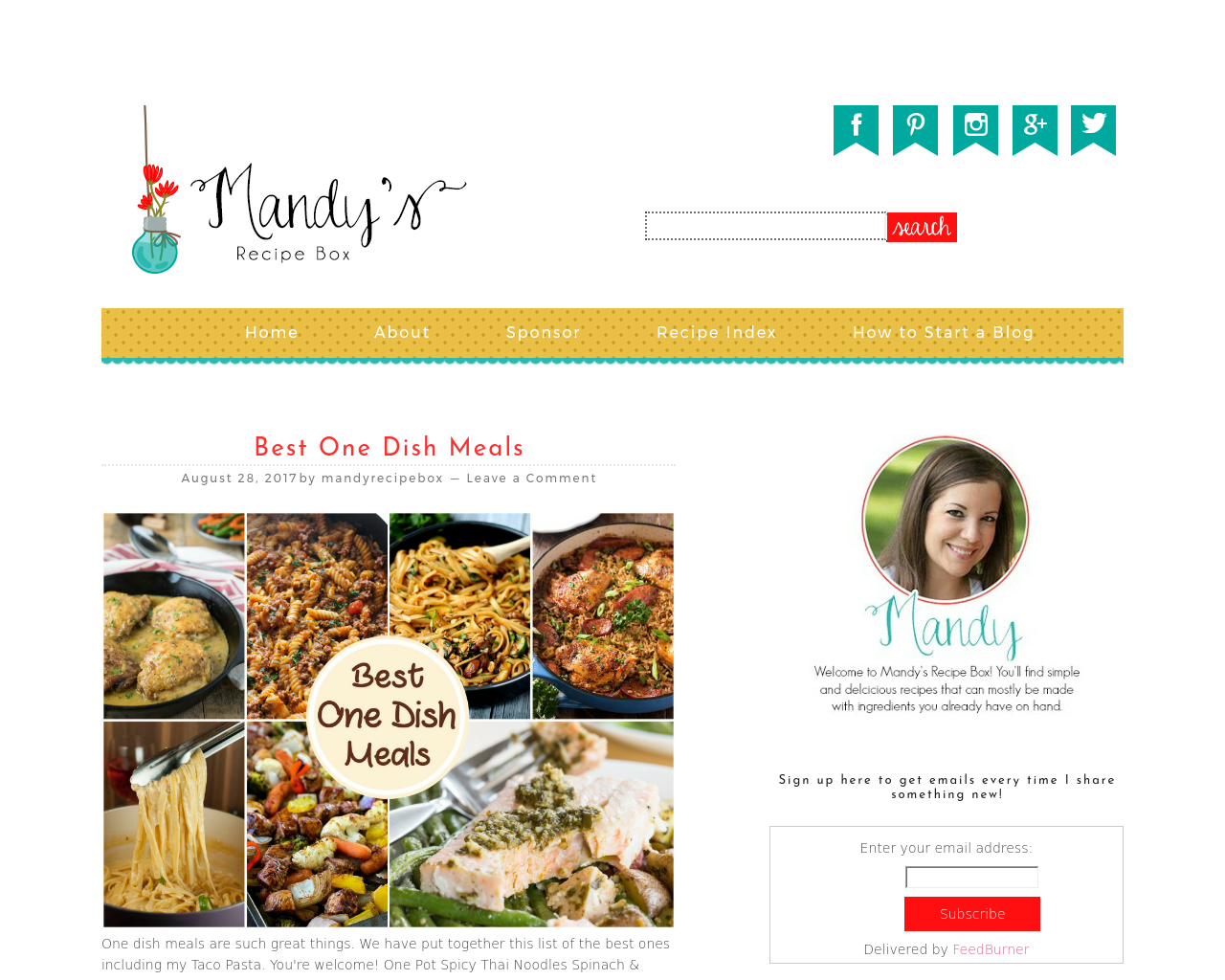 Mandy's-Recipe-Box-Advertising-Reviews-Pricing
