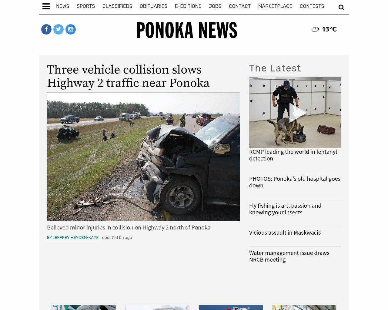 Ponoka-News-Advertising-Reviews-Pricing