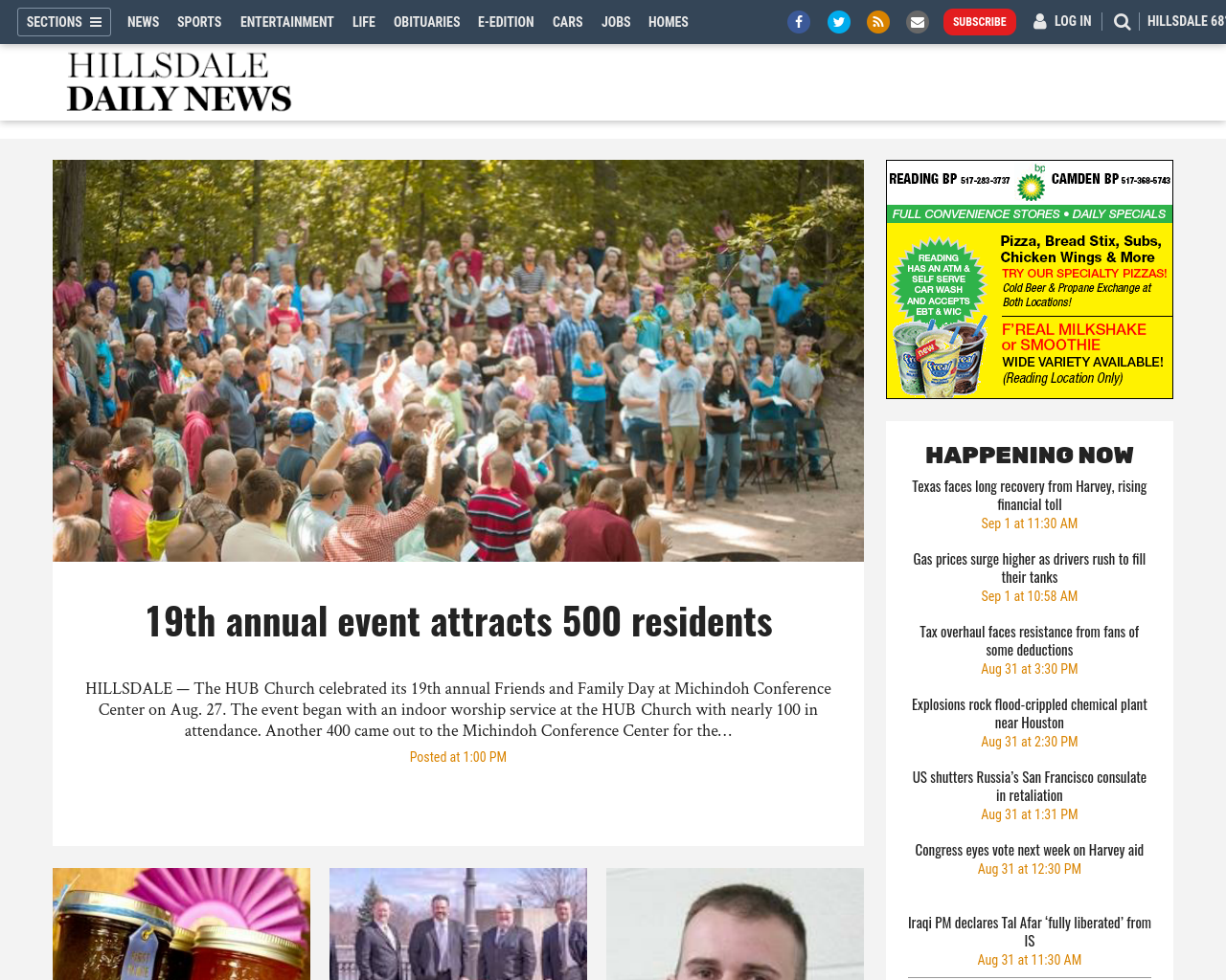 Hillsdale-Daily-News-Advertising-Reviews-Pricing