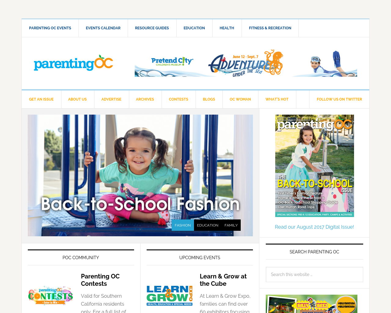 Parenting-OC-Advertising-Reviews-Pricing