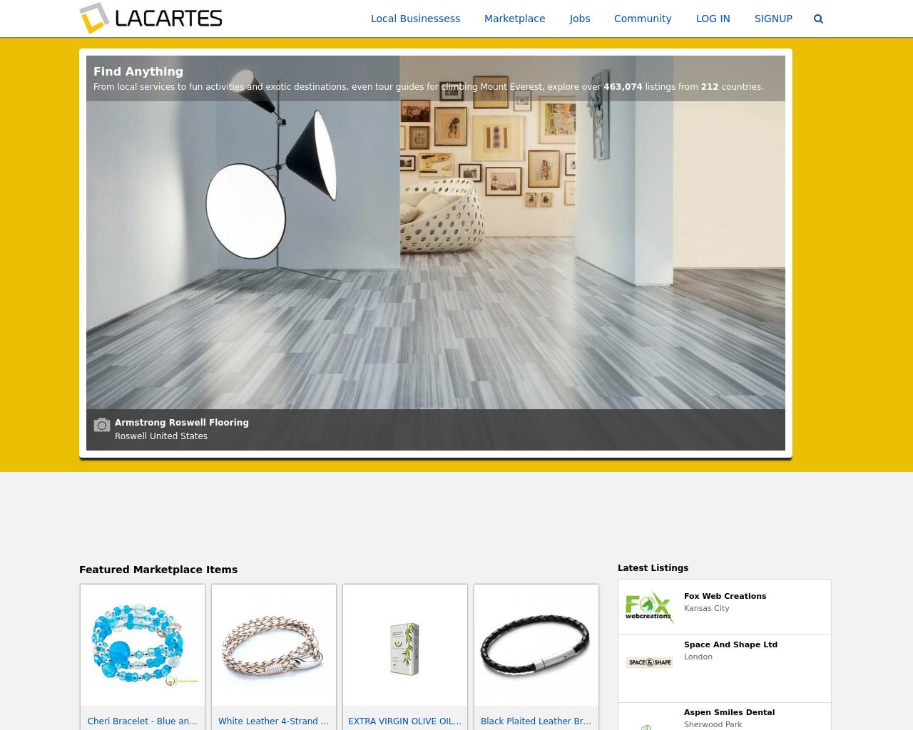 Lacartes-Advertising-Reviews-Pricing
