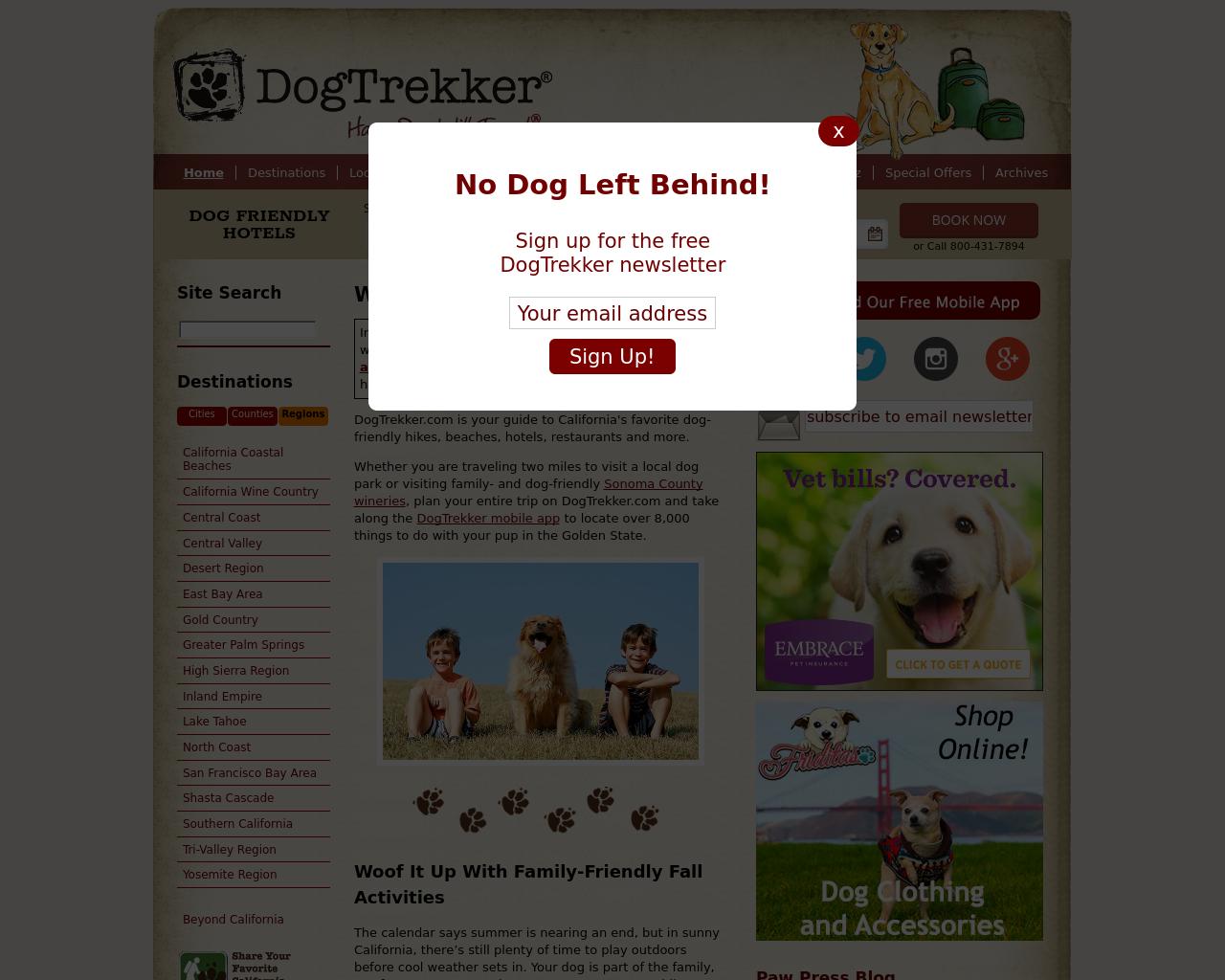 Dog-Trekker-Advertising-Reviews-Pricing