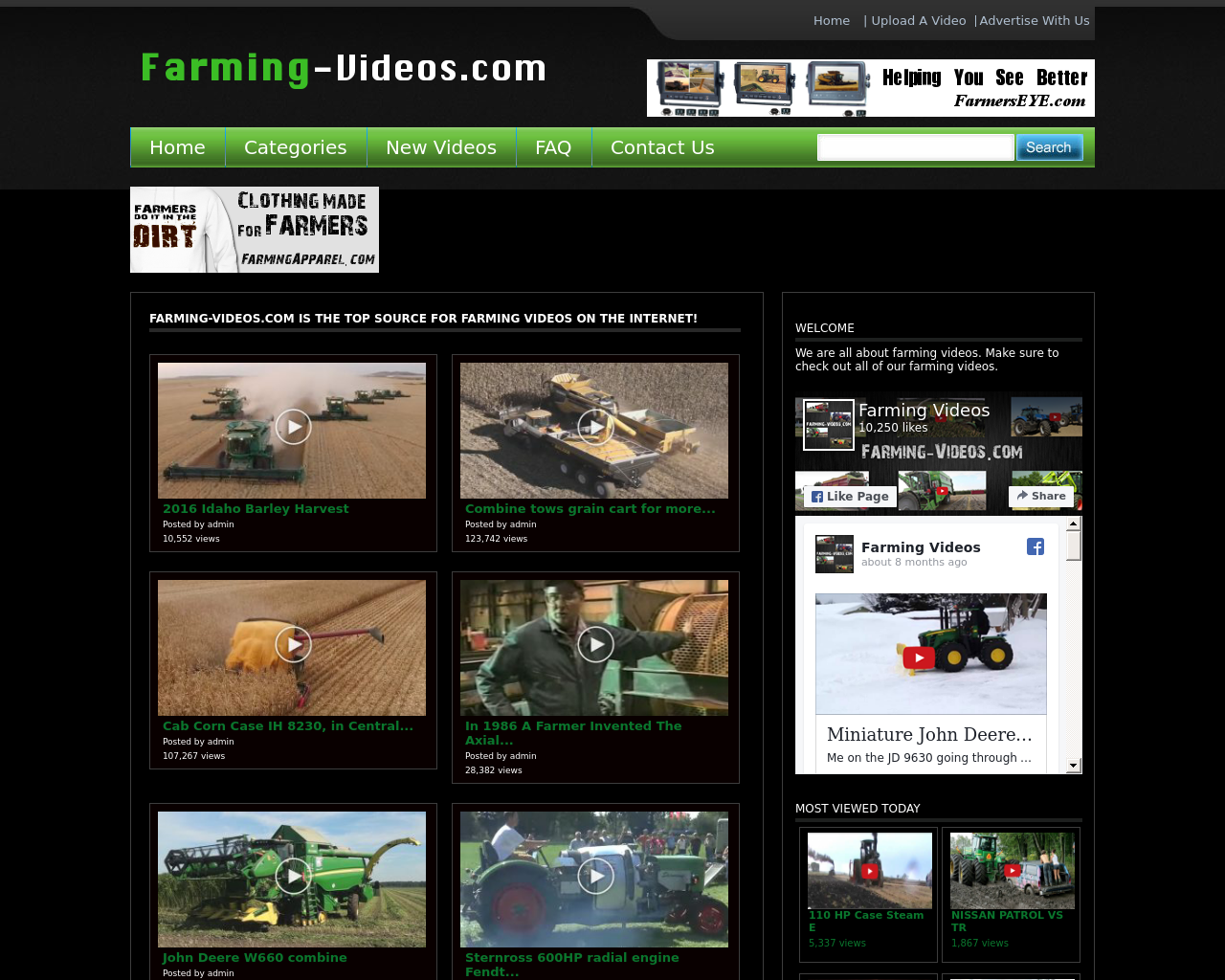 Farming-Videos-Advertising-Reviews-Pricing