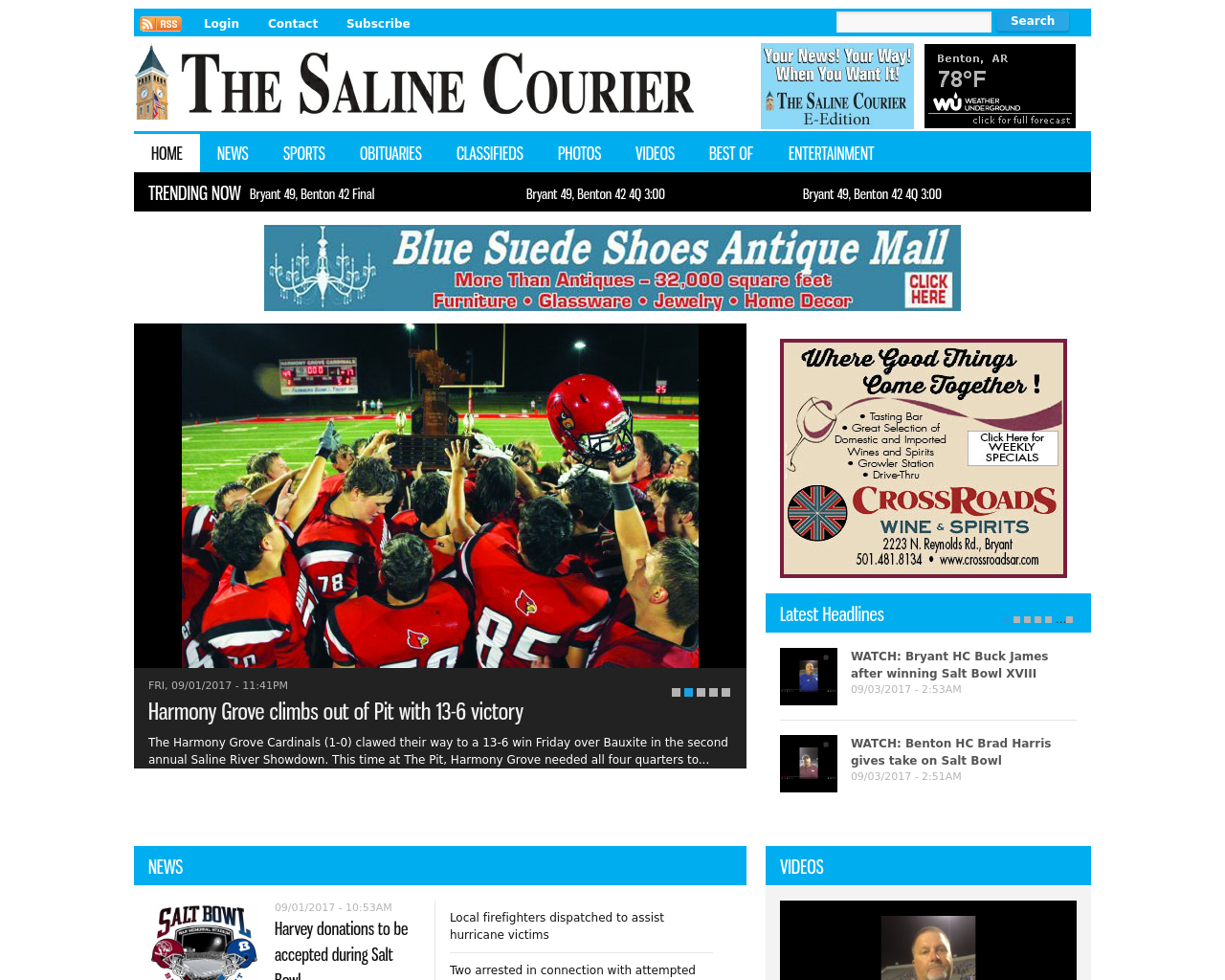 The-Saline-Courier-Advertising-Reviews-Pricing