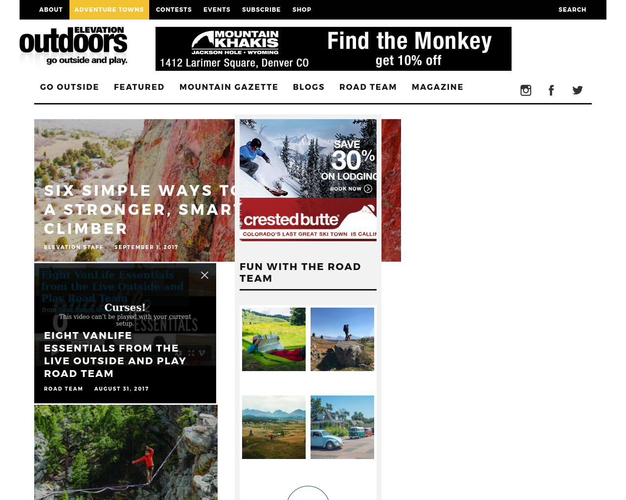 Elevation-Outdoors-Magazine-Advertising-Reviews-Pricing